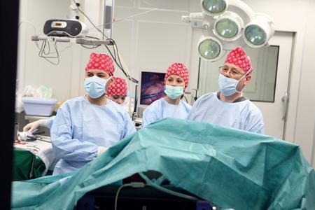 Лапароскопическая бариатрическая операция